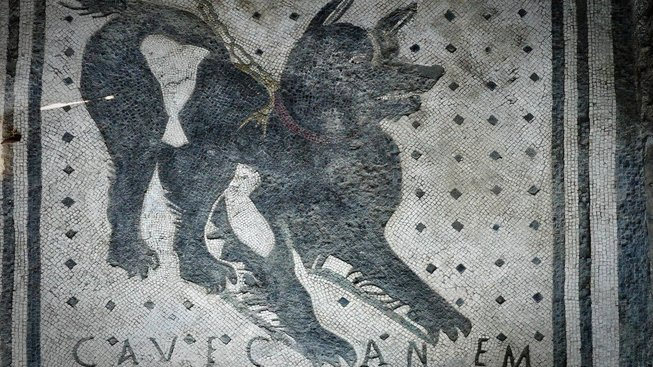 Co nám vypráví náhrobky o mazlíčcích starověkého Říma
