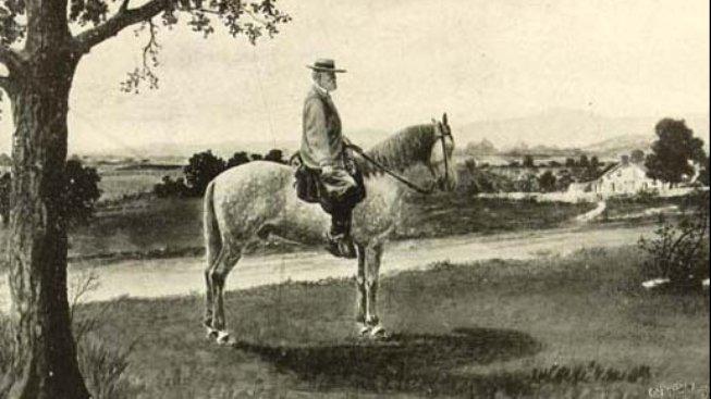 Válečný kůň, kterého bylo těžké vylekat