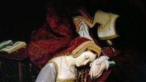 Tragédie mazlíčka nešťastné královny