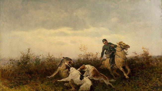 1024px-Tikhmenev_(1904)_Wolf_hunt_with_borzois