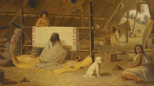 Sališský pes: Roztomilý huňáč, ze kterého indiáni pletli svetry
