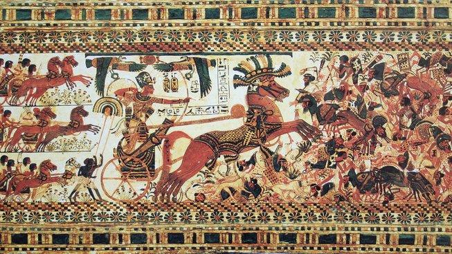 Jak posílali faraoni příkazy do světa?