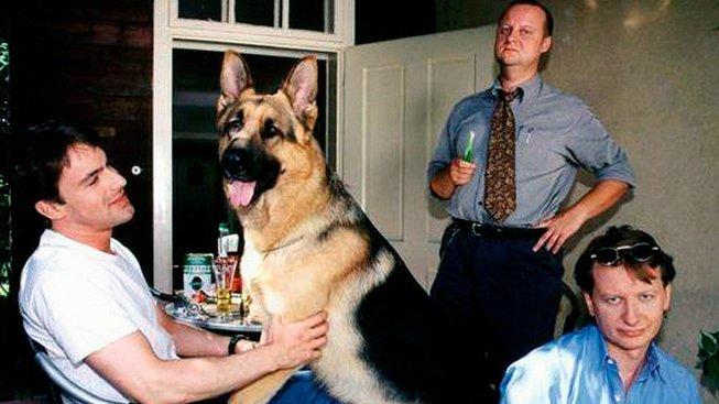 Seznamte se s komisařem Rexem. Kolik psů se v roli vystřídalo?