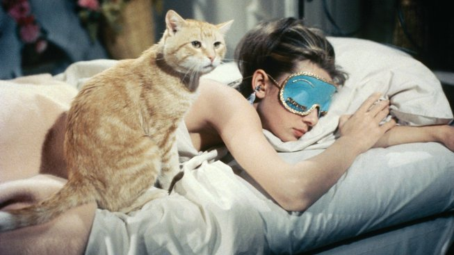 Hvězda Snídaně u Tiffanyho, před kterou bledne i Audrey Hepburnová