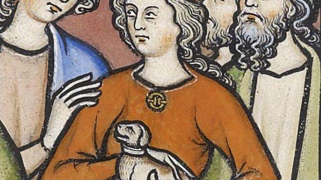 Petitcreiu - kouzelný pejsek z Tristana a Isoldy