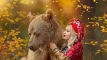 Medvědí model