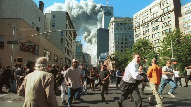 Salty a Roselle, psí hrdinky z 11. září