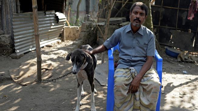 V bídě bangladéšského venkova zachraňují ceněné chrty